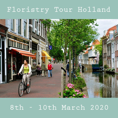Floristry Tour Holland