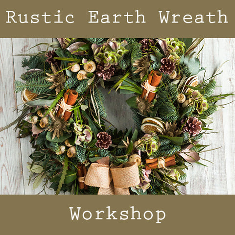 Rustic Earth Wreath