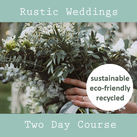 Rustic & Sustainable Weddings