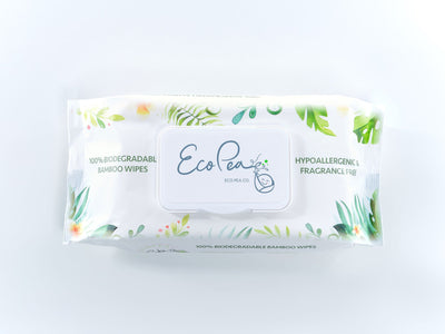 Pack of Wipes - Eco Pea Co.