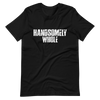 Black Handsomely Whole T-Shirt