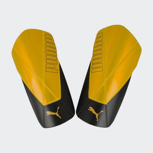 Puma FTBLNXT Team Sleeve Shin Guard Yellow/Black