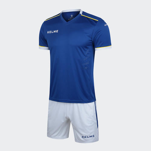 Kelme Moda Jersey & Short Set – Blue/White