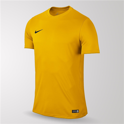 Nike Junior Park VI Game Jersey – University-Gold