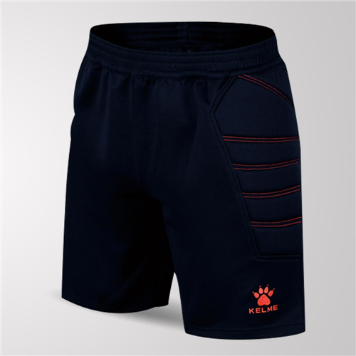 Kelme Corto GK Shorts – Navy/Neon-Orange