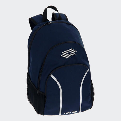Lotto Delta Plus Backpack – Navy/Silver