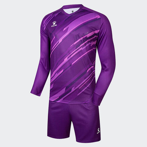 Kelme 2020-21 Goalkeeper LS Set – Purple