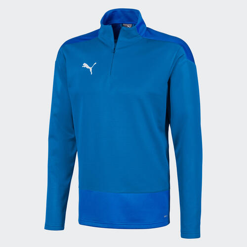 Puma teamGOAL Training 1/4 Zip – Electric-Blue