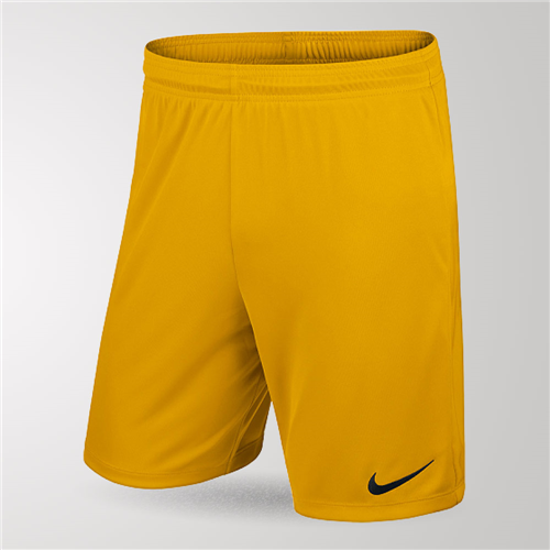 Nike Junior Park Knit Short II – University-Gold