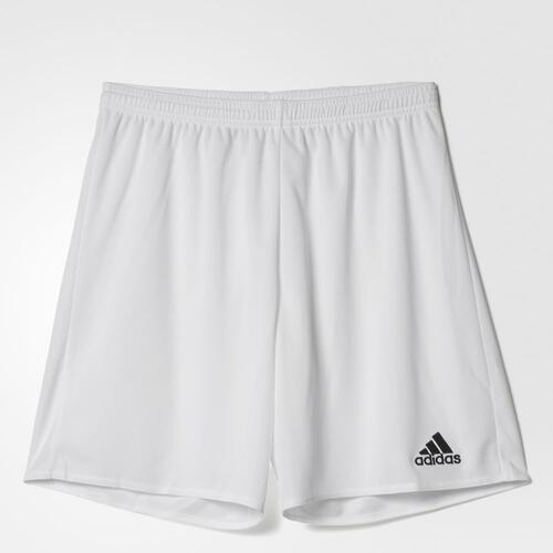 adidas Junior Parma 16 Short – White/Black