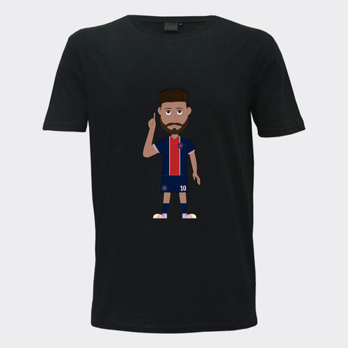 TSS 2020 Paris Saint-Germain Neymar Jr. Graphic Support Tee
