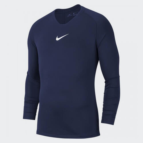 Nike Park First Layer LS Top – Obsidian