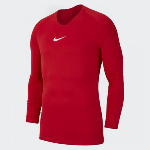 Nike Junior Park First Layer LS Top – University-Red