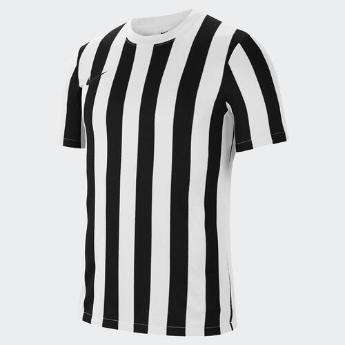 Nike Striped Division IV Jersey – White/Black