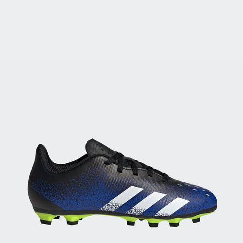 adidas Junior Predator Freak.4 FXG  – Blue/White/Black