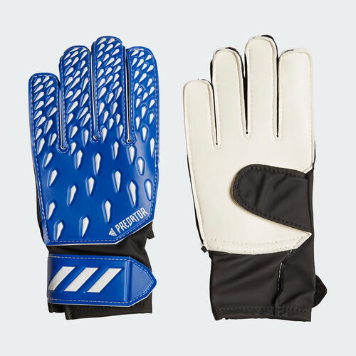 adidas Junior Predator Training GK Gloves – Blue/White/Black