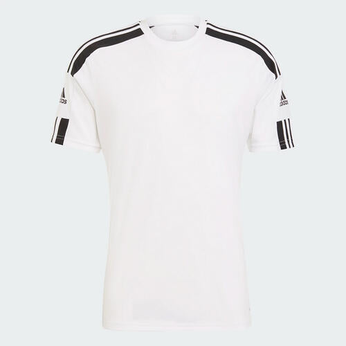 adidas Junior Squadra 21 Jersey – White/Black