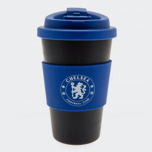Chelsea Silicone Grip Travel Mug