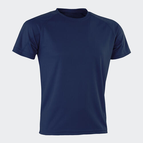 TSS Junior Impact Aircool Tee – Navy