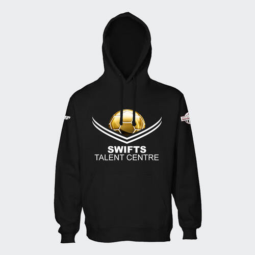 Junior Swifts Talent Centre Pullover Hoodie – Grey
