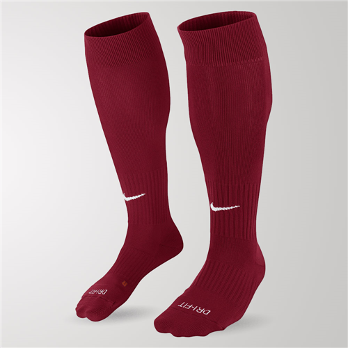 Nike Classic II Cushion OTC Sock – Team-Red