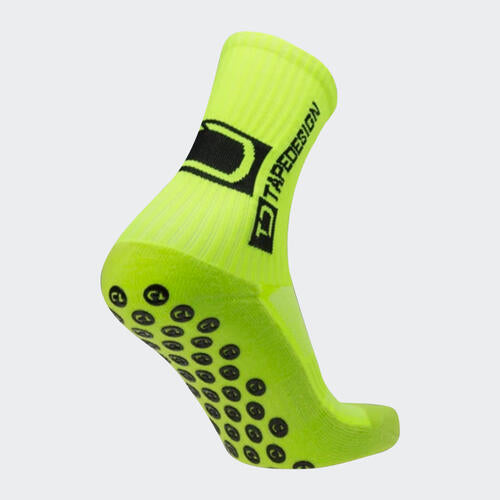 Tape Design Allround Classic Sock – Neon-Yellow