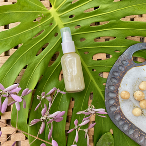 Moonshine Goddess: Hawaiian Honeysuckle Body Oil