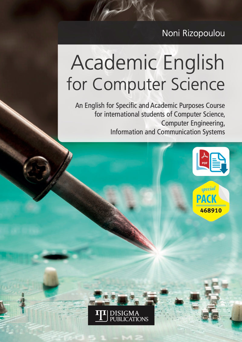 Academic English for Computer Science, pack 468910