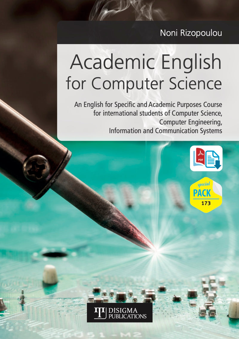 Academic English for Computer Science - pack 173
