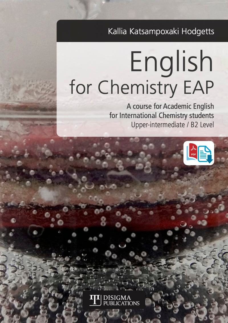 English for Chemistry EAP