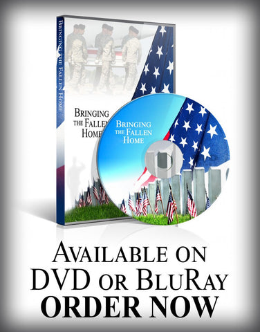 Bringing the Fallen Home DVD