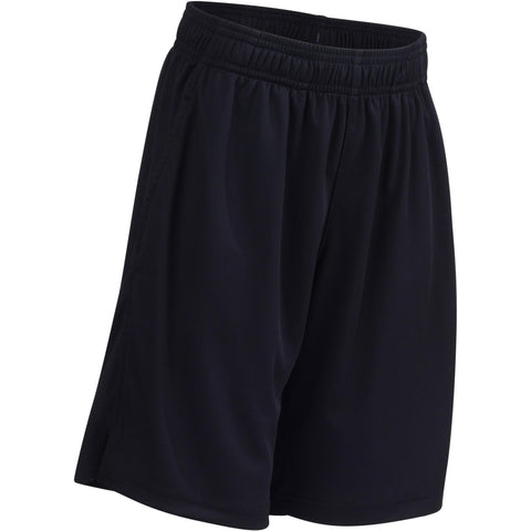 BLACK SPORTS SHORTS (Boys and Girls)