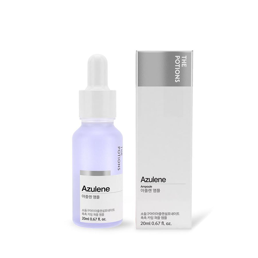 The Potions Azulene Ampoule