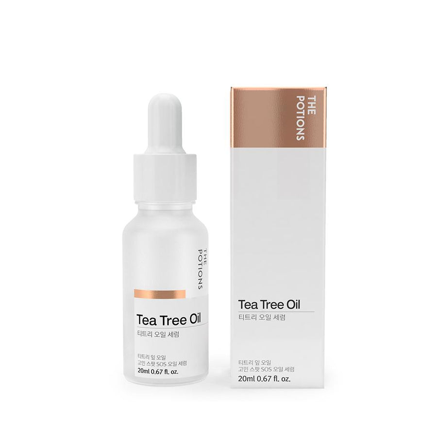 The Potions Tea Tree Oil Serum