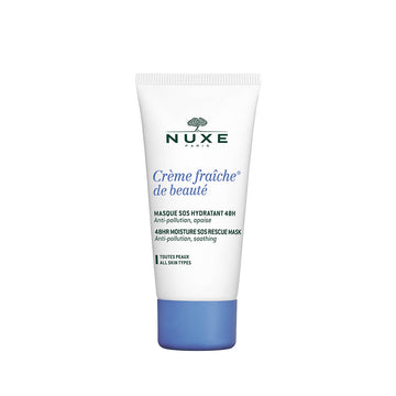 NUXE Creme Fraiche de Beaute 48Hr Moisture S.O.S. Rescue Mask (50ml)
