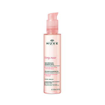 NUXE Very Rose Cleansing Delicate Cleansing Oil (150ml)