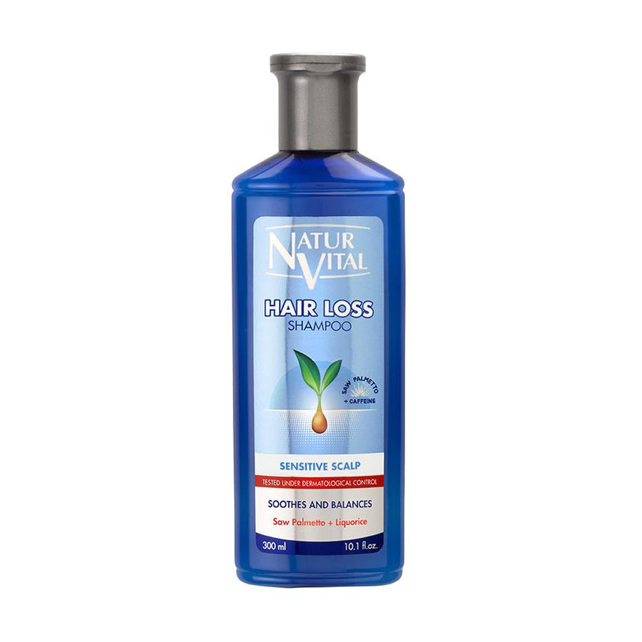 Naturvital Hair Loss Shampoo - Sensitive Scalp