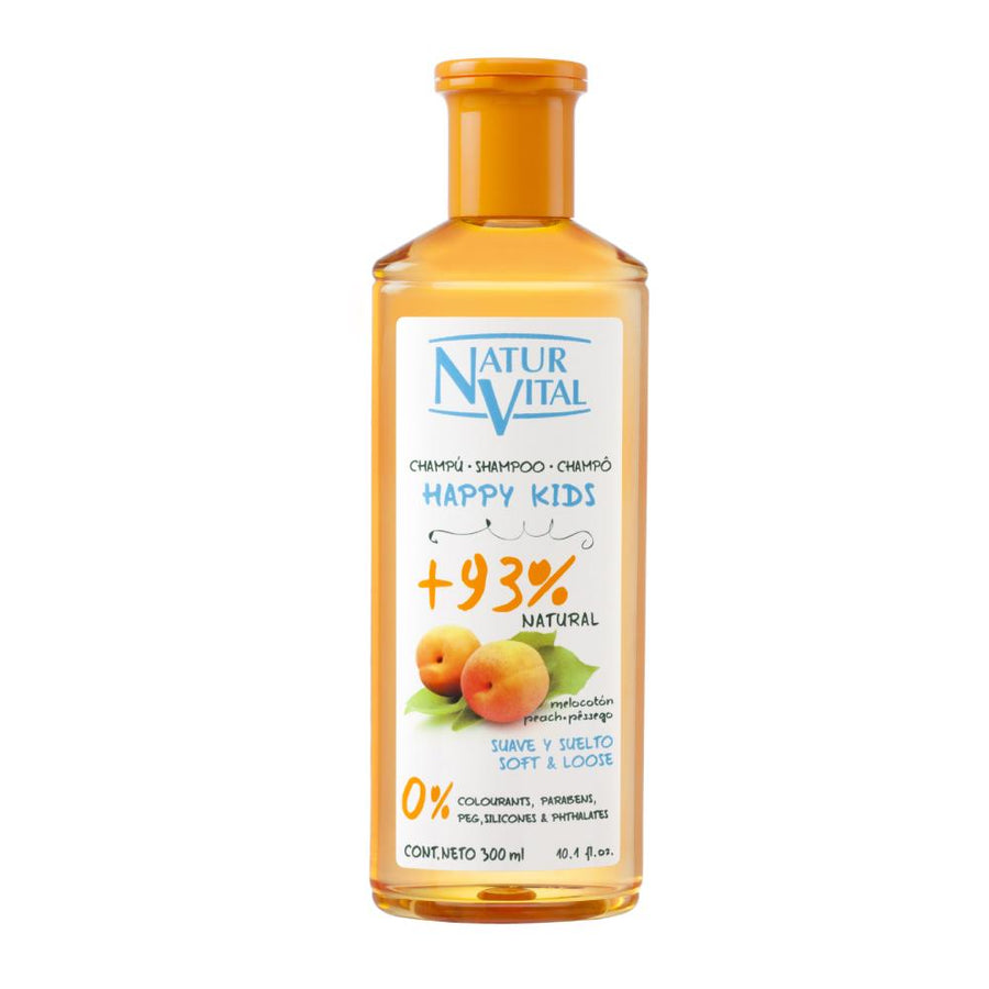 NaturVital Happy Hair Shampoo - Kids