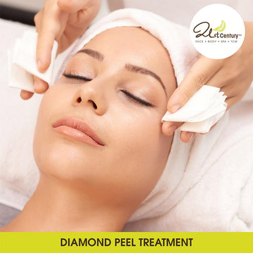 Diamond Peel Treatment
