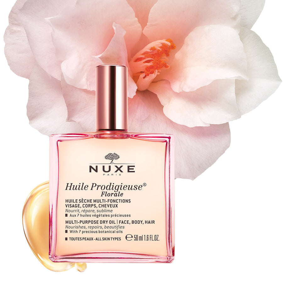 NUXE Huile Prodigieuse Florale Multi-purpose Dry Oil (50ml)
