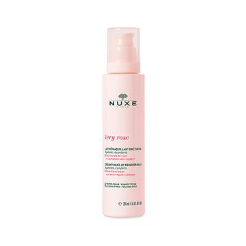 NUXE Very Rose Creamy Make-Up Remover Milk (200ml)