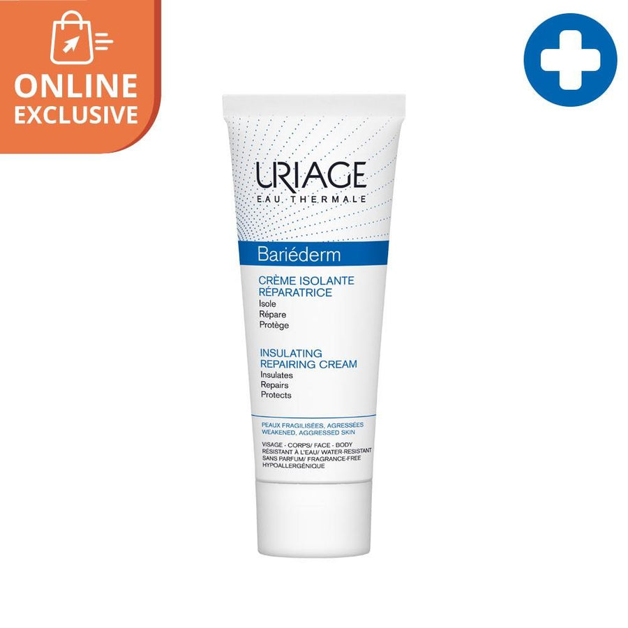 Uriage Bariederm Insulating Repairing Cream