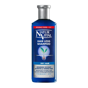 NaturVital Hair Loss Shampoo - Dry Hair