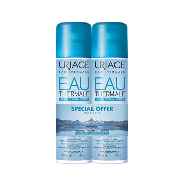 Uriage Thermal Water Twin Pack (150ml)