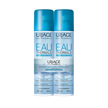 Uriage Thermal Water Twin Pack (300ml)