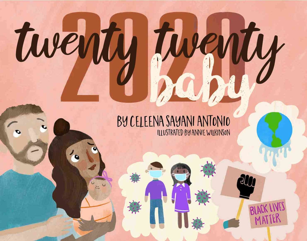 Children's Softcover Book - 2020 Baby