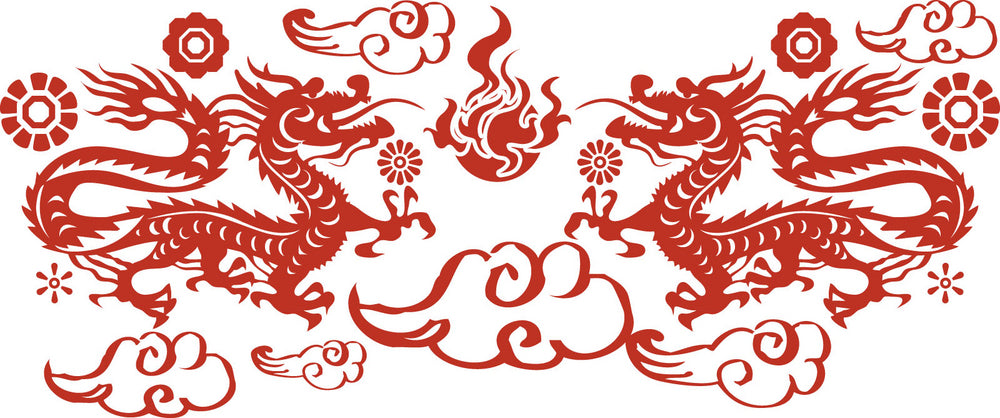 Chinese Fire Dragon Sign | Autumn Dragon