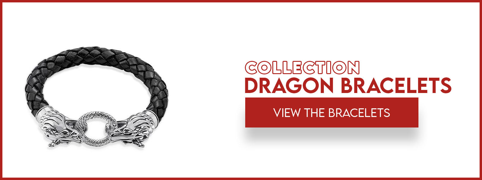 Collections Dragon Bracelets