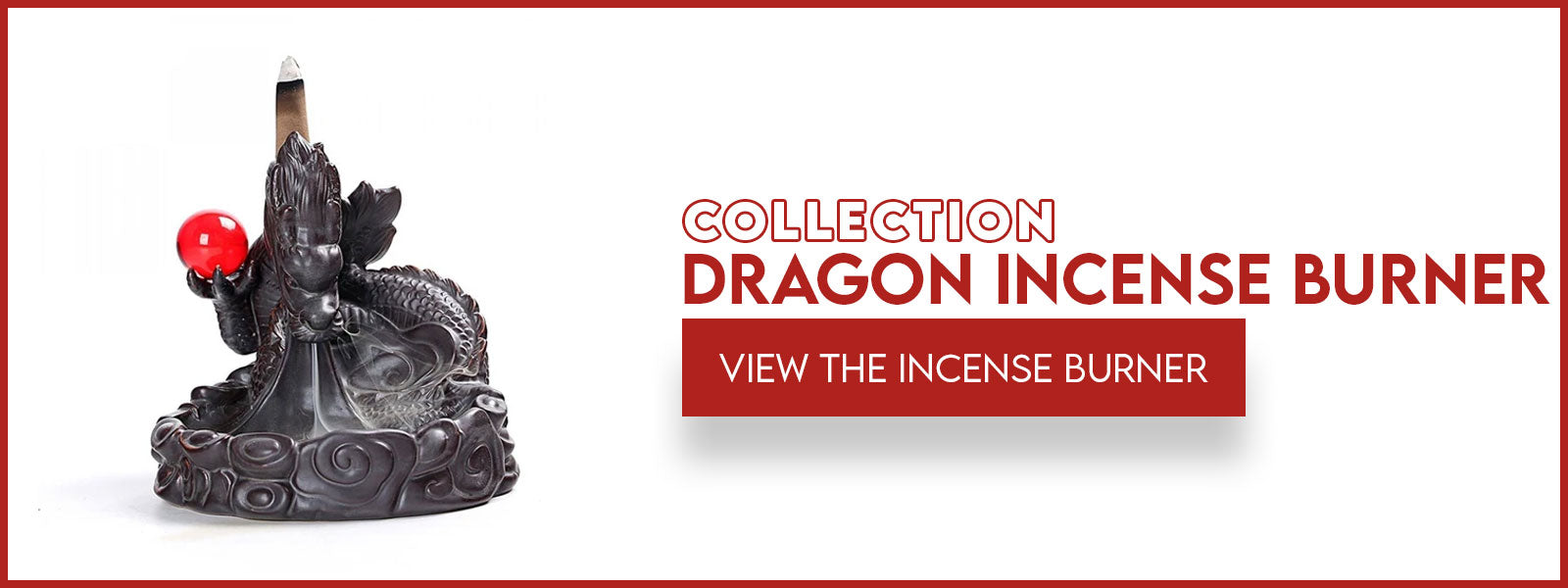 collections dragon incense burners