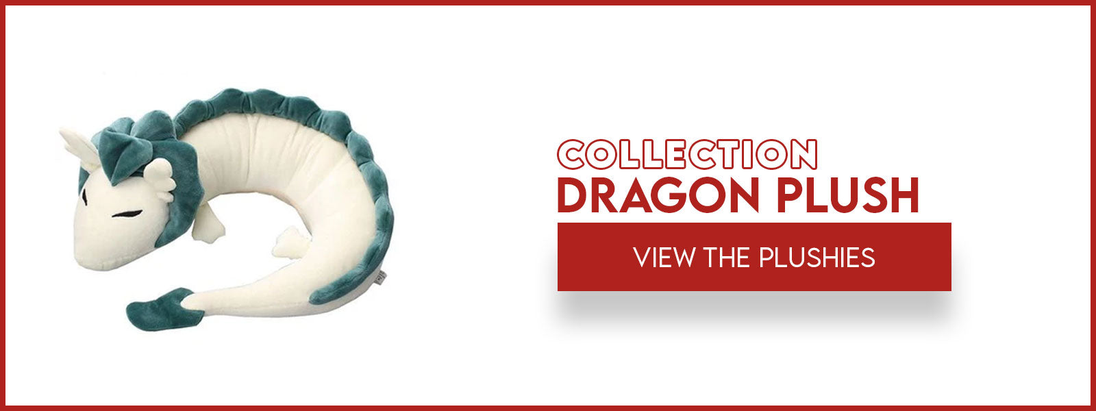 Collections Dragon Plush